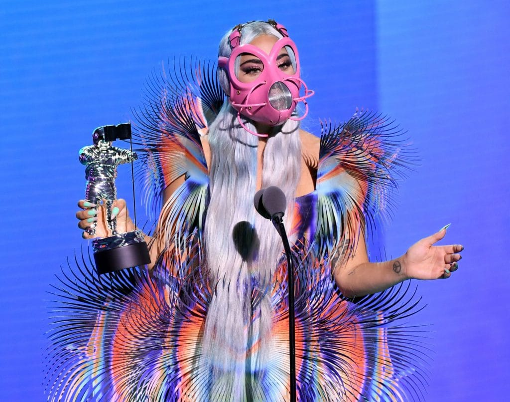 lady gaga mtv video music awards 2020 nyertesek scaled 1