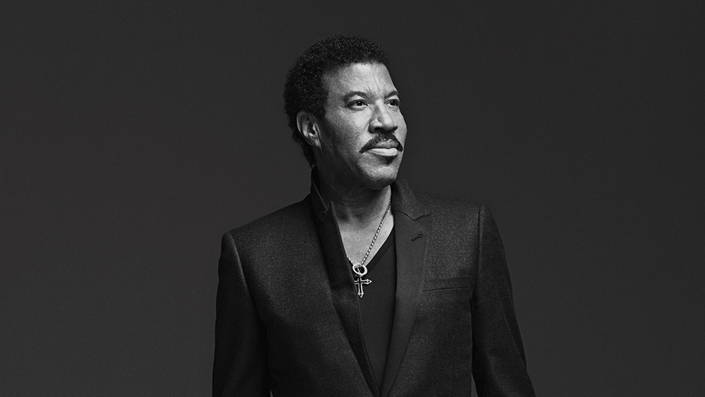 lionel richie all night long film hello elete