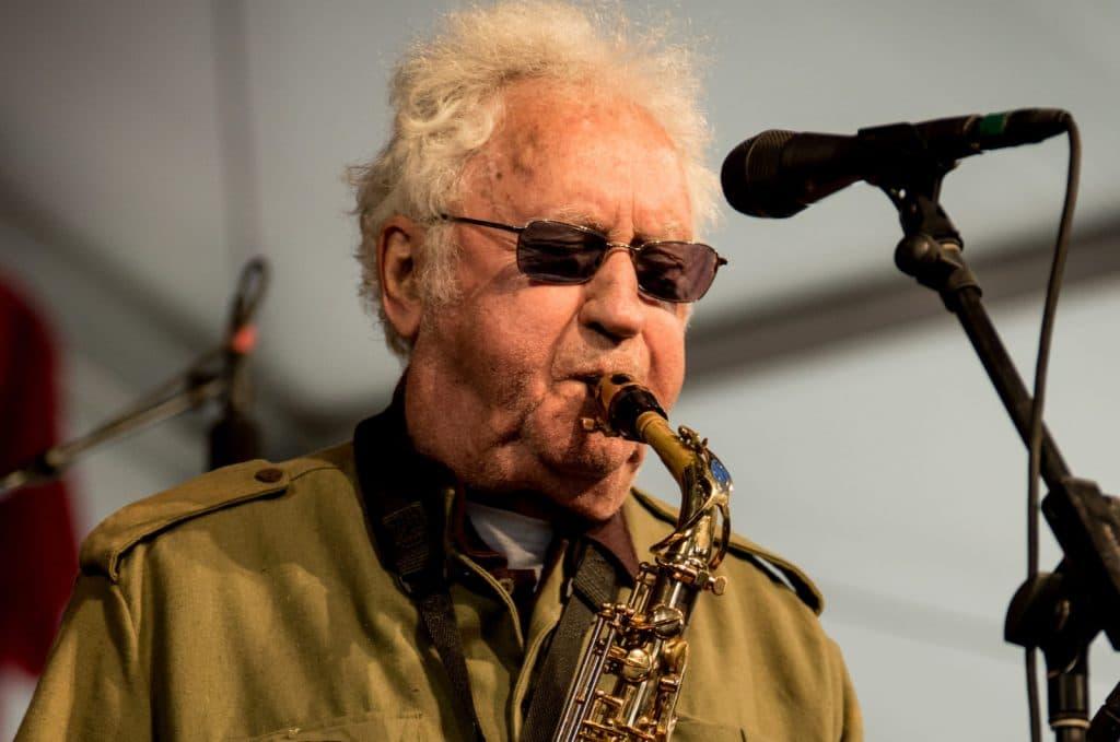 meghalt Lee Konitz dzsessz szaxofonos