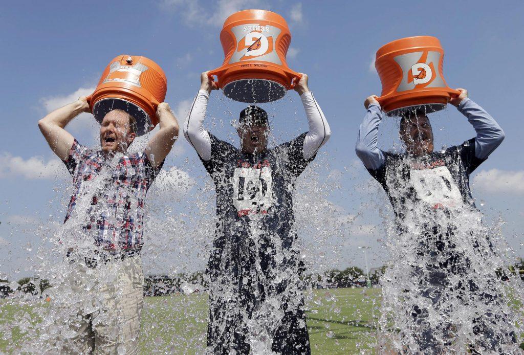 meghalt ice bucket challenge elinditoja