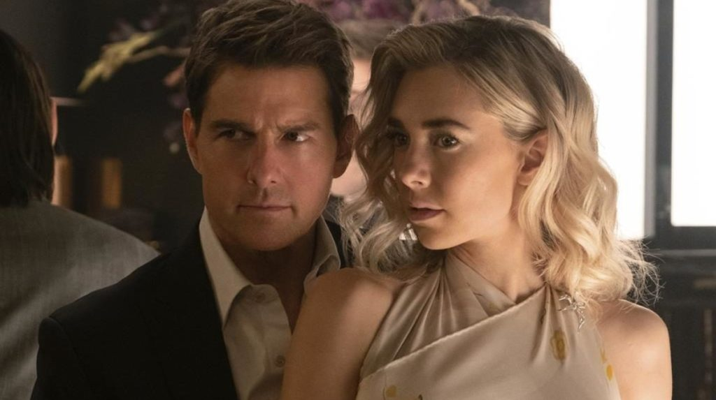 Mission Impossible 7 Tom Cruise Vanessa Kirby