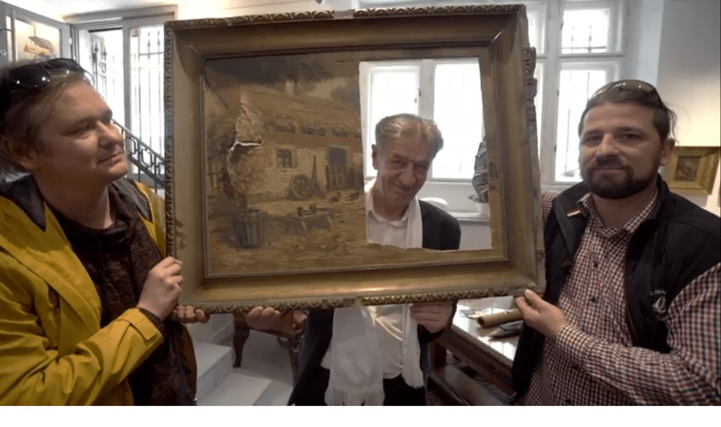 Mucsi Zoltan Aukcio Ziggy Art Fair