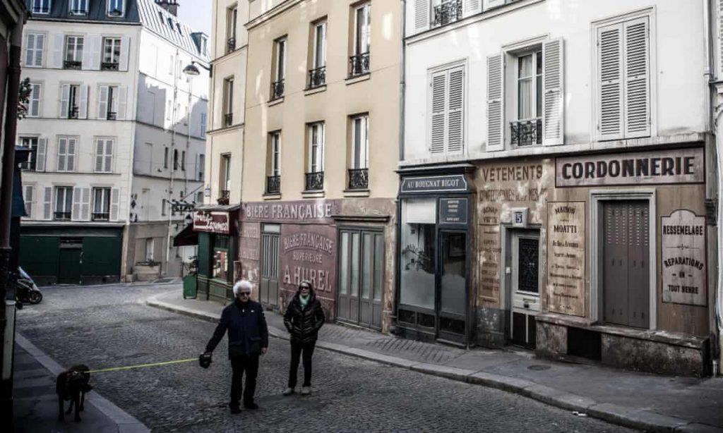 Parizs 1940