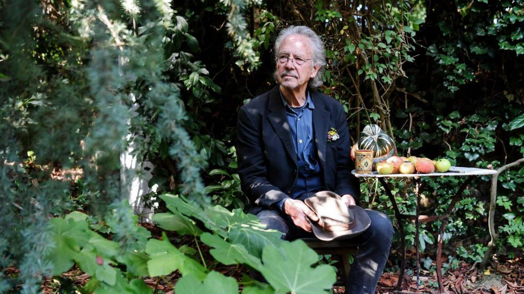 peter handke iro irodalmi nobel dij 2019 nyertesek