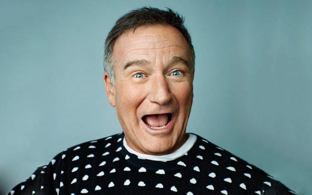 Robin Williams Divat