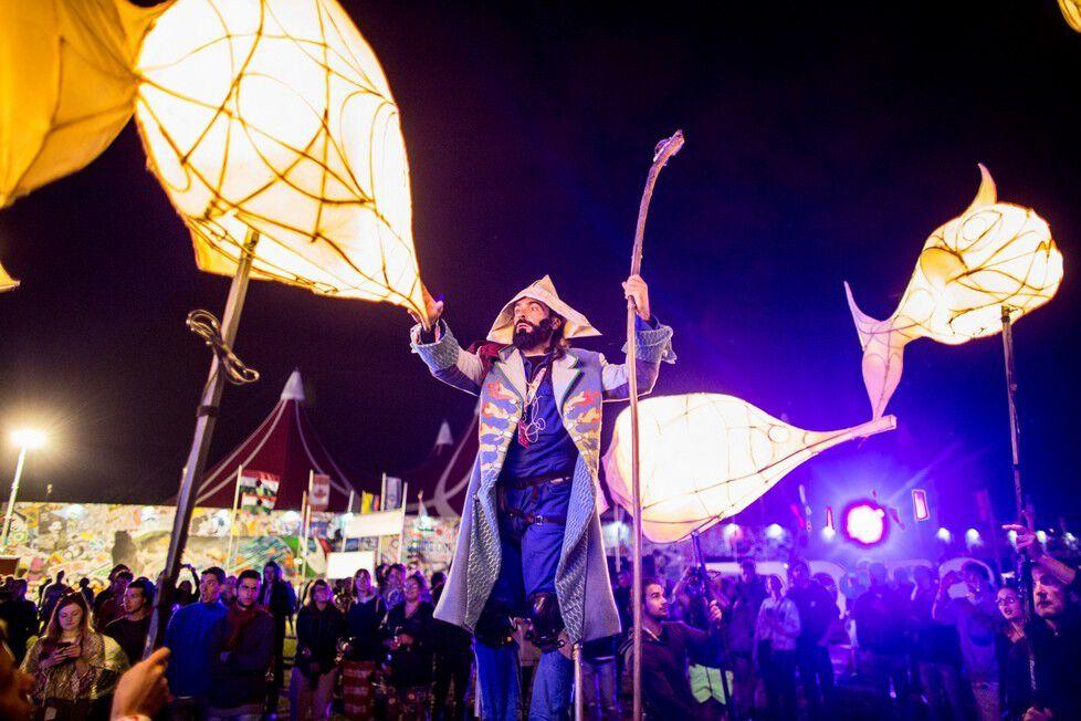 sziget fesztival 2019 fellepok cirkusz
