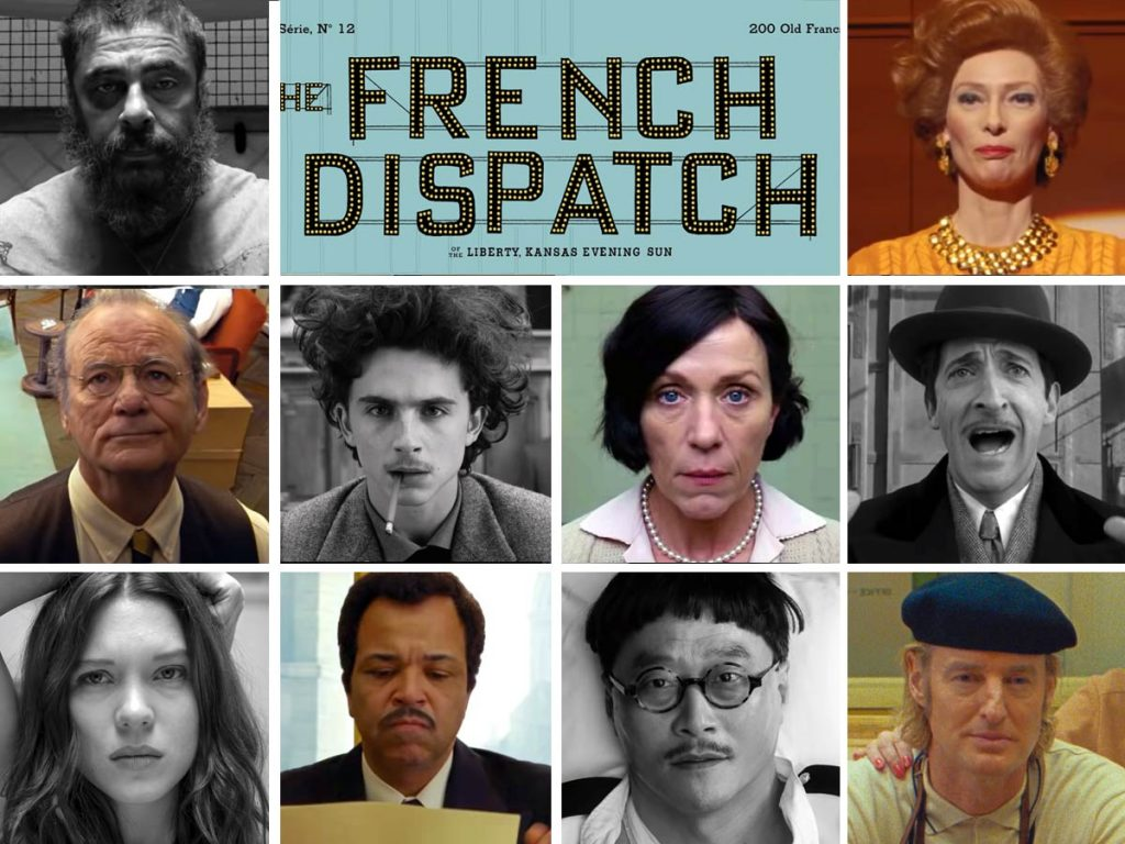 the french dispatch wes anderson breakdown