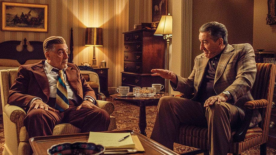 the irishman netflix az ir film kritika martin scorsese robert de niro al pacino