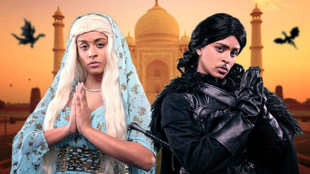 Tronok Harca Indiai Bollywood
