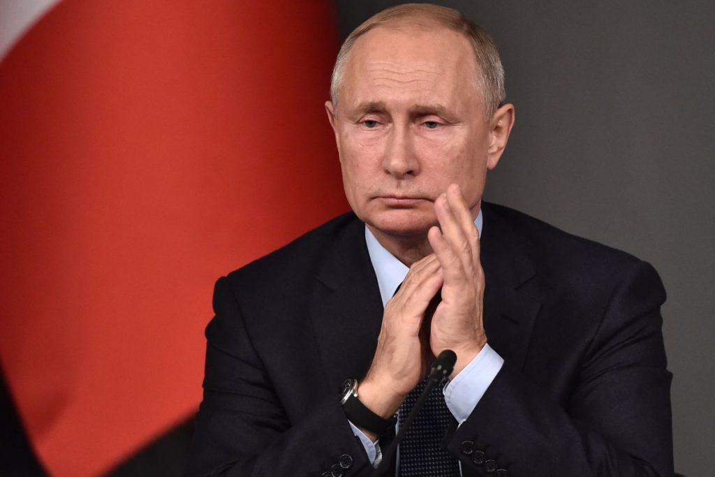 Vlagyimir Putyin Orosz Internet Leallitasa