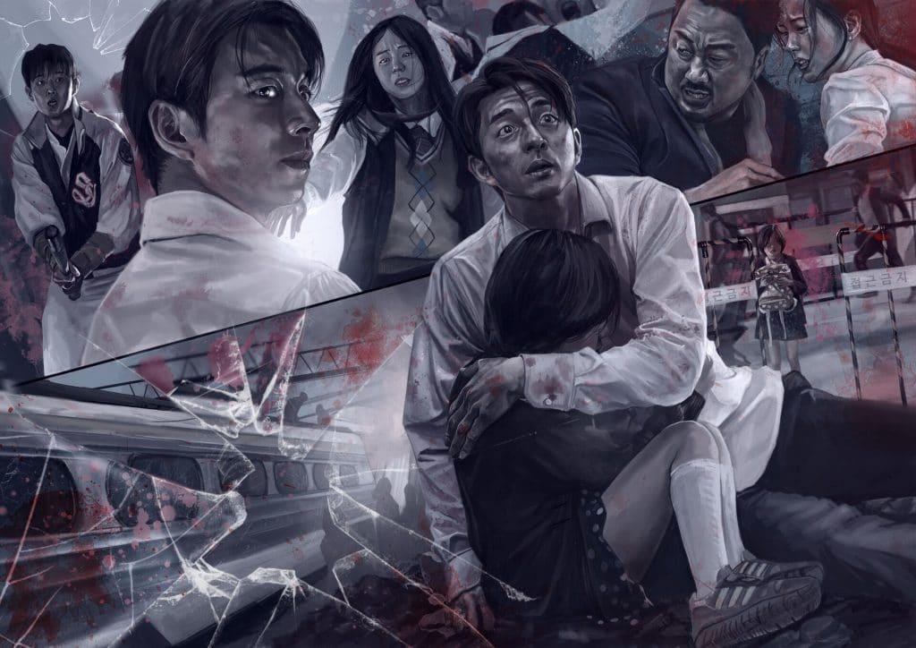 Zombie Expressz Train To Busan