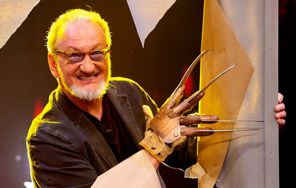 Robert Englund freddy krueger stranger things 4
