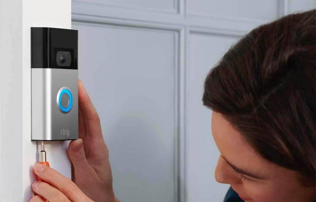 amazon ring okos ajtocsengo kigyullad tuz akkumulator