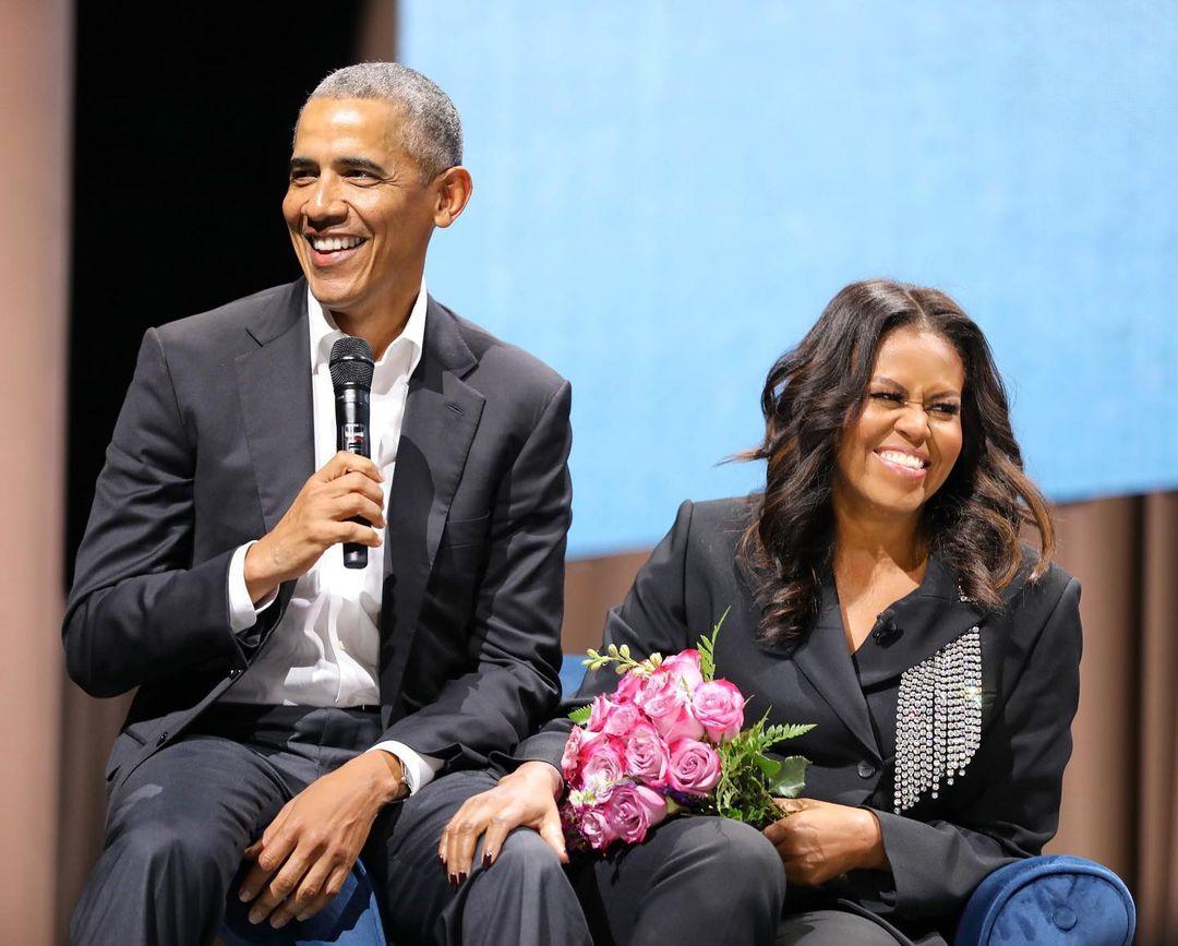 barack michelle obama memoar