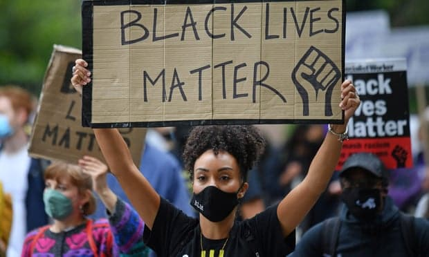 black lives matter ev szava
