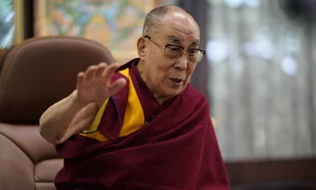 dalai lama klimavedelem interju