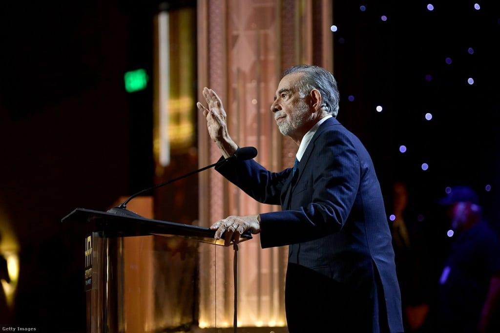 Francis Ford Coppola A Keresztapa Ujitott Valtozat Vagott Valtozat