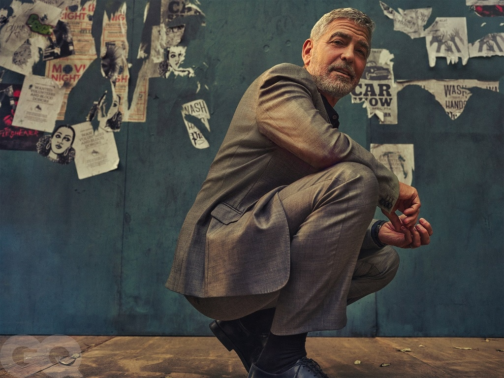 George Clooney Amal Alamuddin Felesege Gyerekei