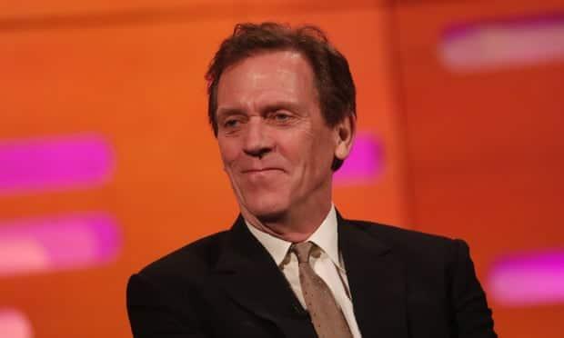 Hugh Laurie Fantasztikus Mauricius