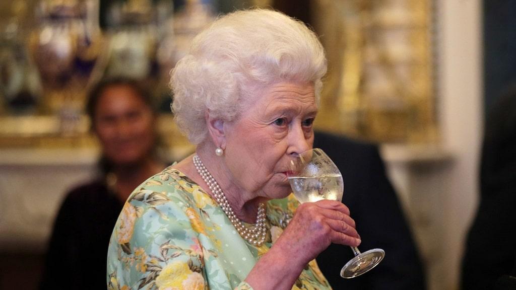 ii erzsebet gin sandringham gin