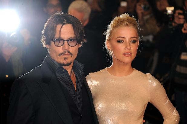 johnny depp bantalmazas the sun amber heard felesegvero