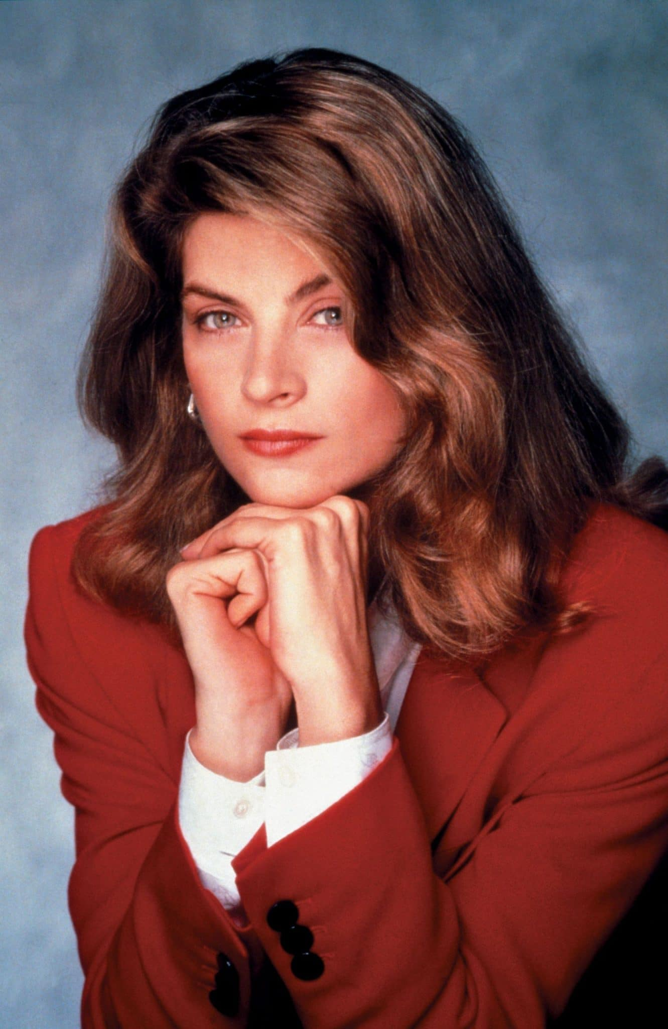 Kirstie Alley Scaled