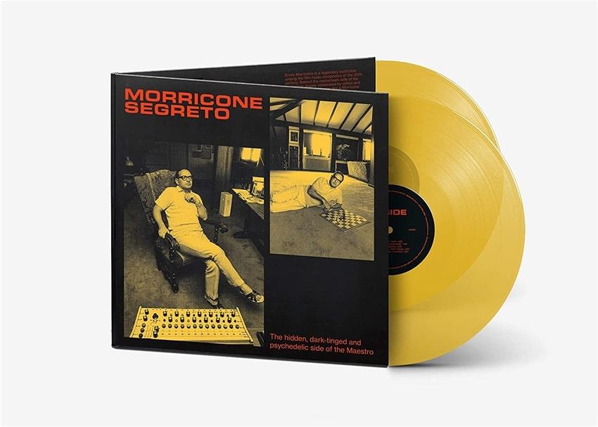 morricone segreto album