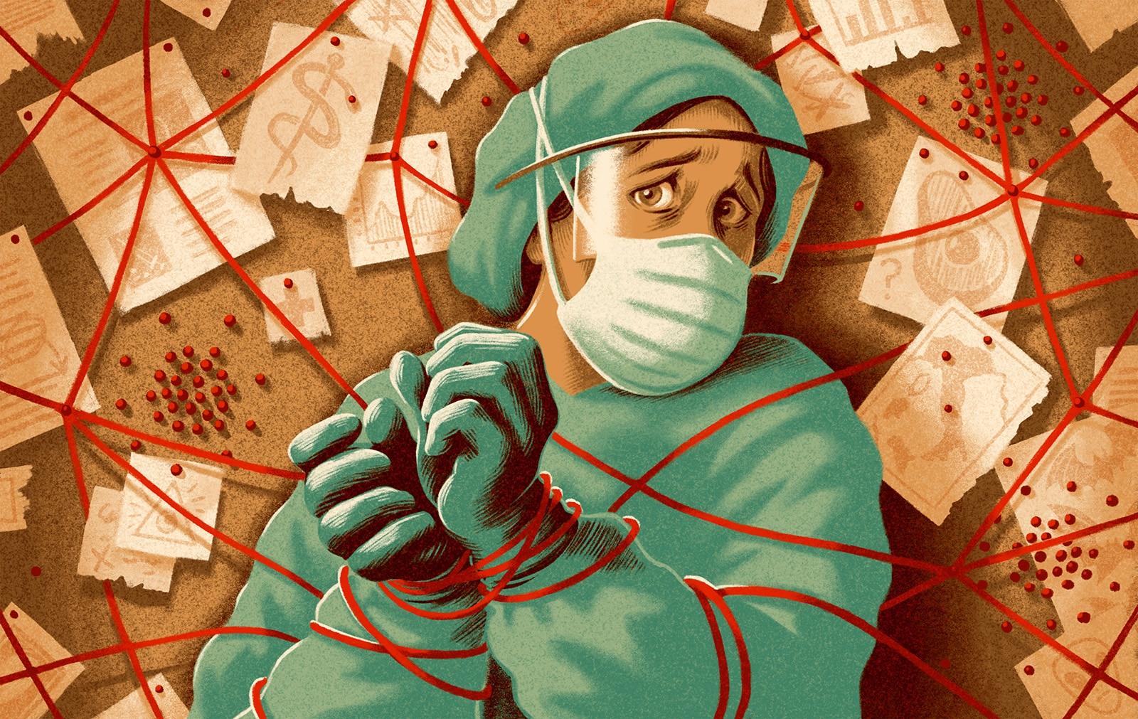 Olasz Orvosok Osszeeskuves Elmeletek
