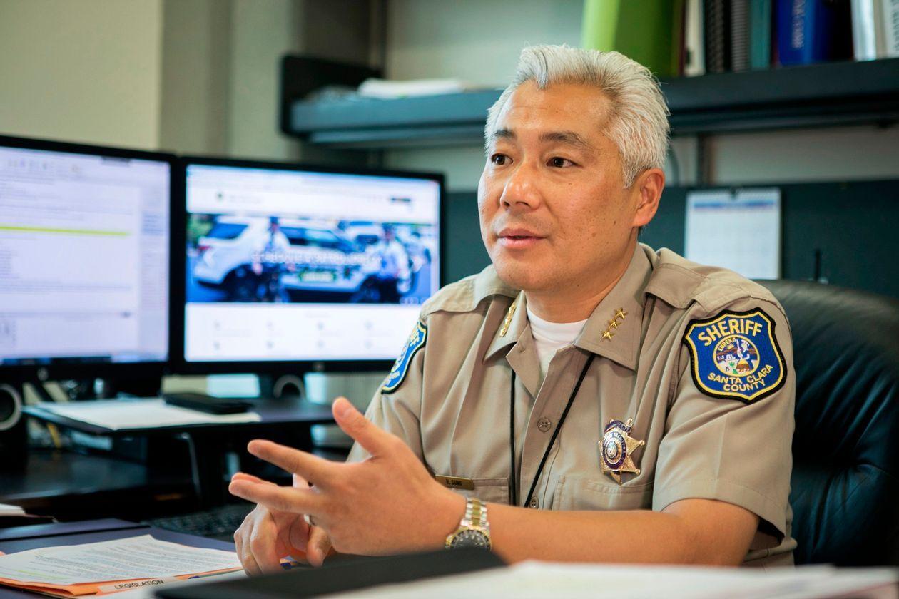 Rick Sung Santa Clara Sheriff Apple Vesztegetes Thomas Moyer