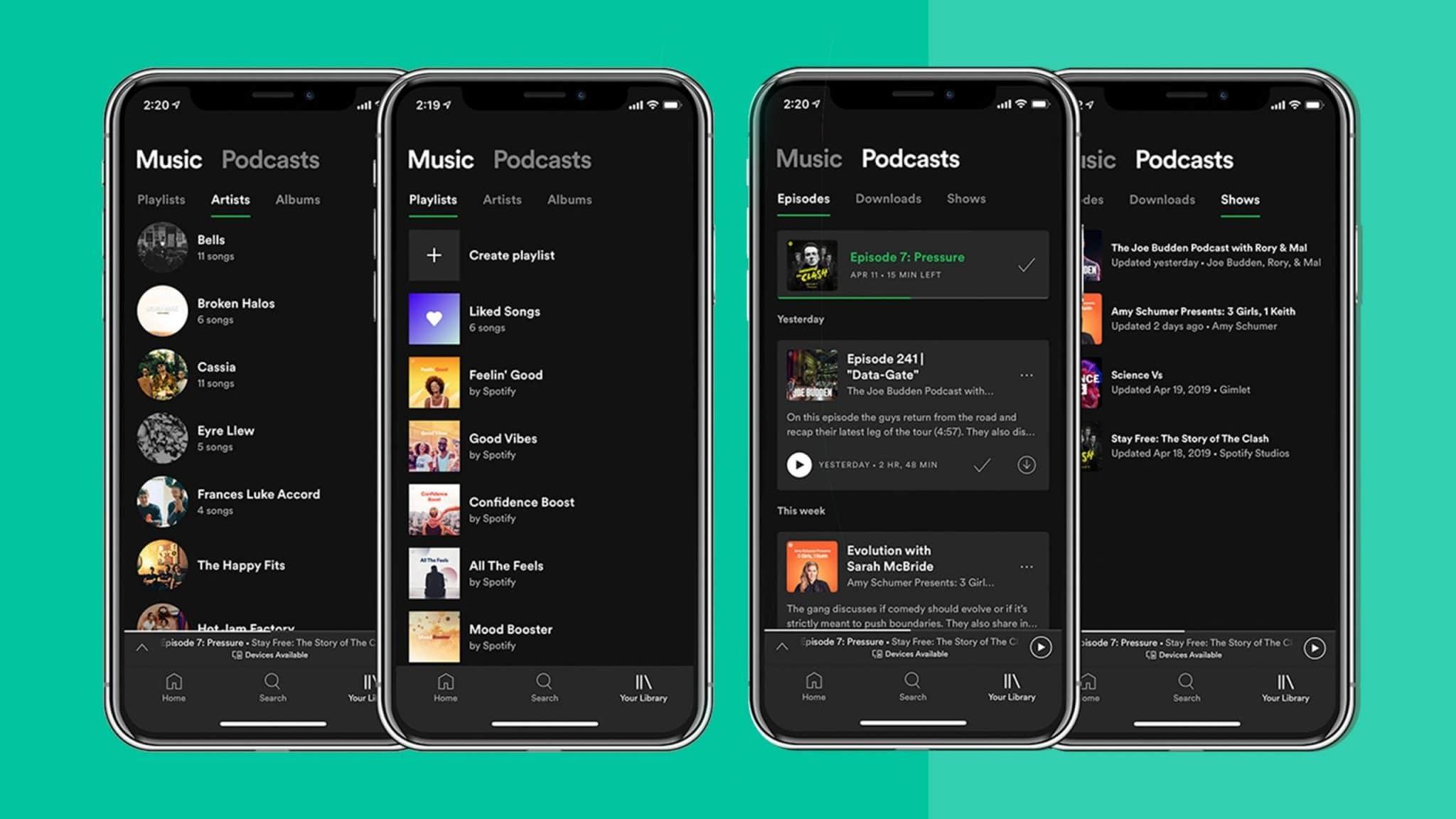 Spotify Podcast Elofizetes Podcast Gyujto Scaled