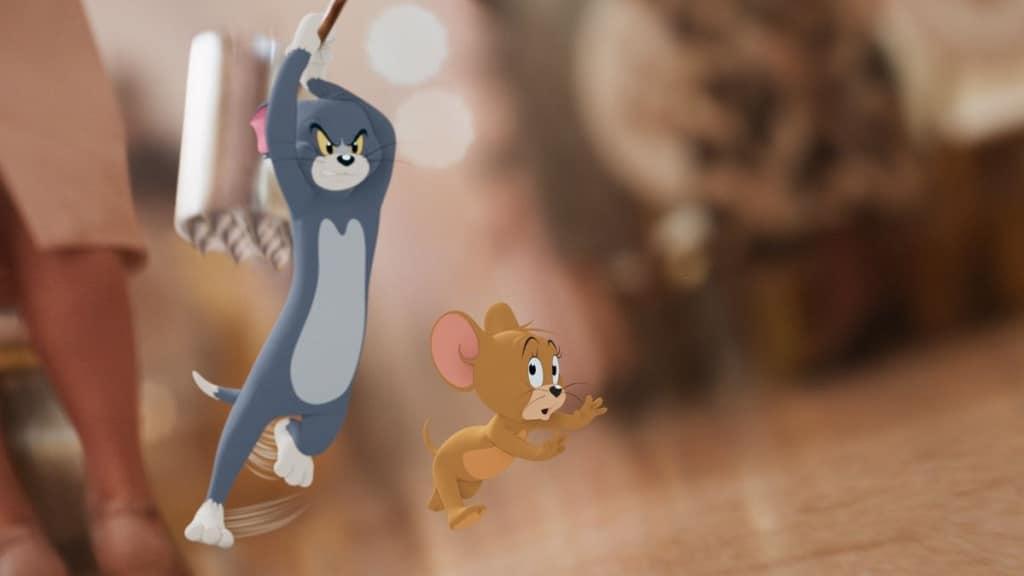 Tom Es Jerry Film 2021