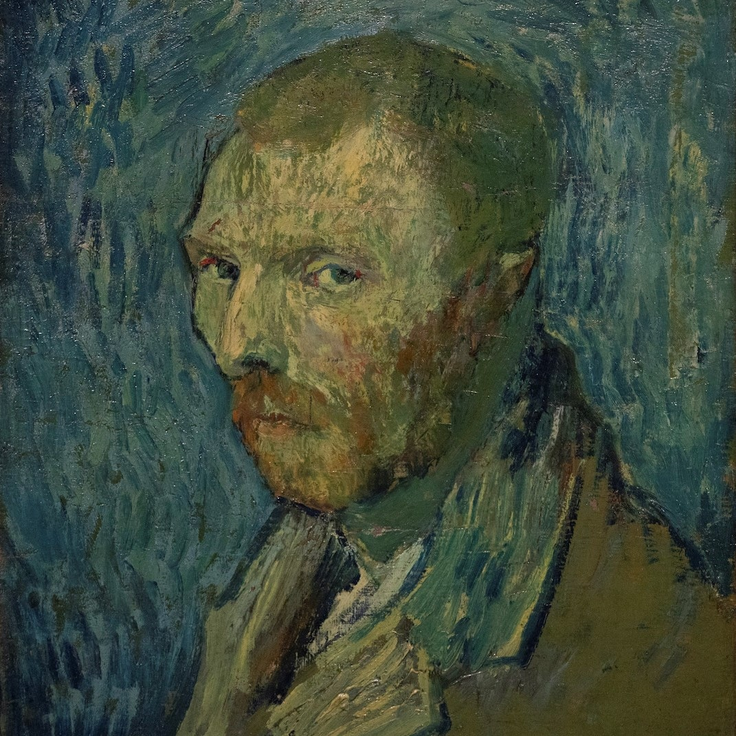 Vincent Van Gogh Onarckep 2