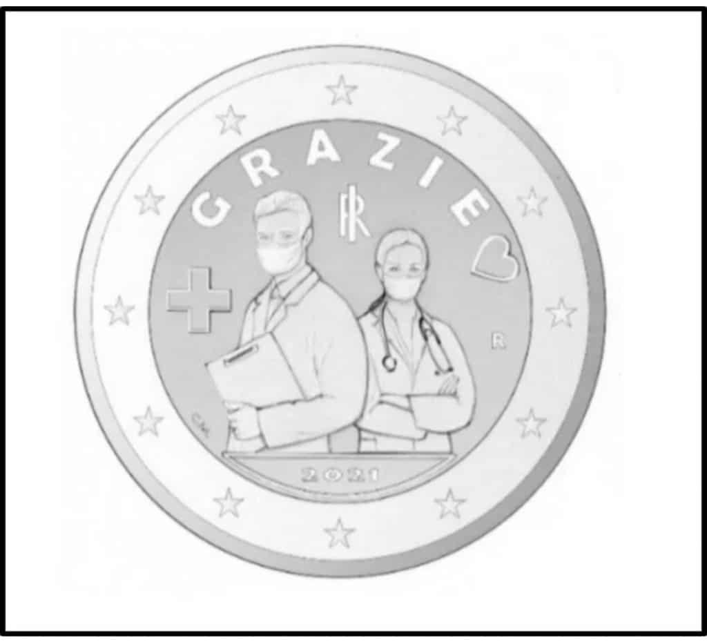 2 Euro Olasz Egeszsegugy