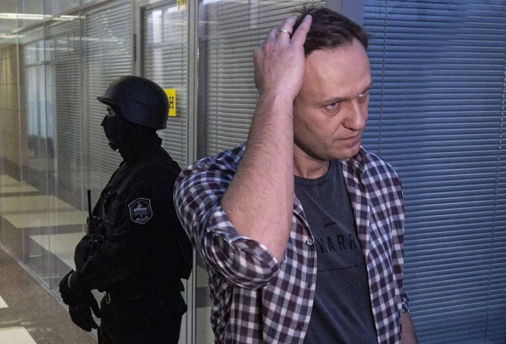 Alekszej Navalnij mergezes vlagyimir putyin
