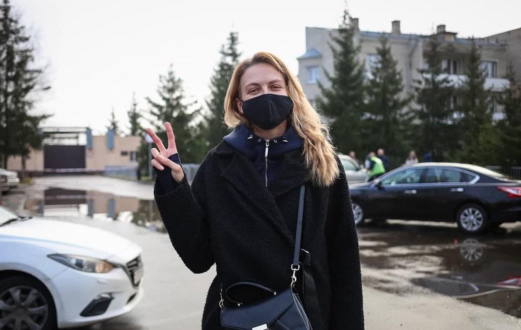 Olga Khizhinkova belarusz szepsegkiralyno feherorosz lukashenko borton