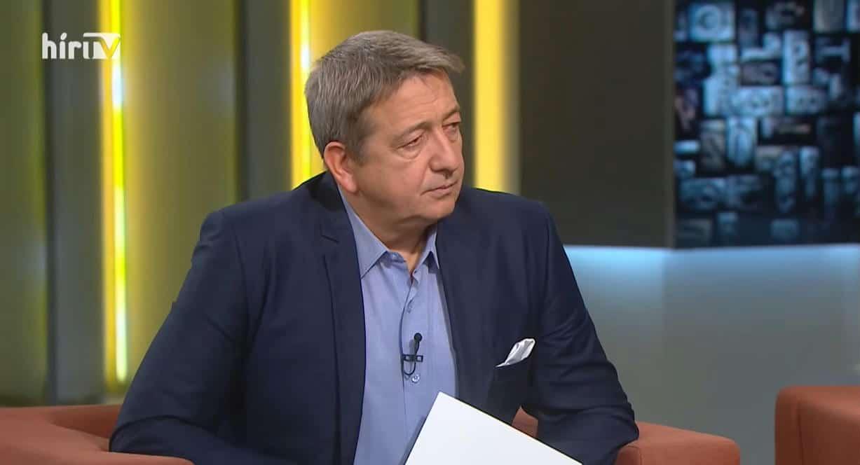Bayer Zsolt Per Regi Harcostars Hir Tv