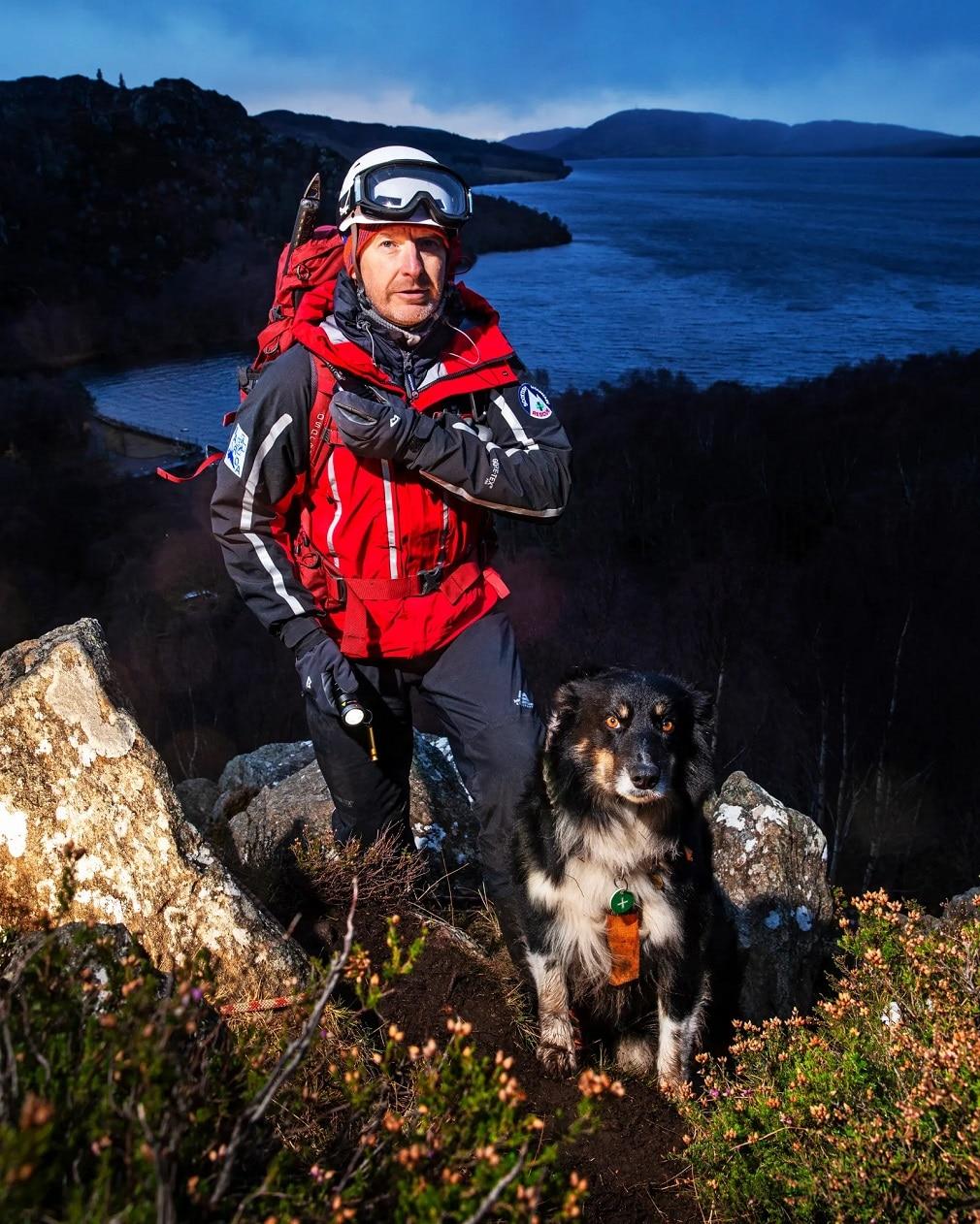border collie mentokutya kutya skocia hegyek innes beaton nap fotoja