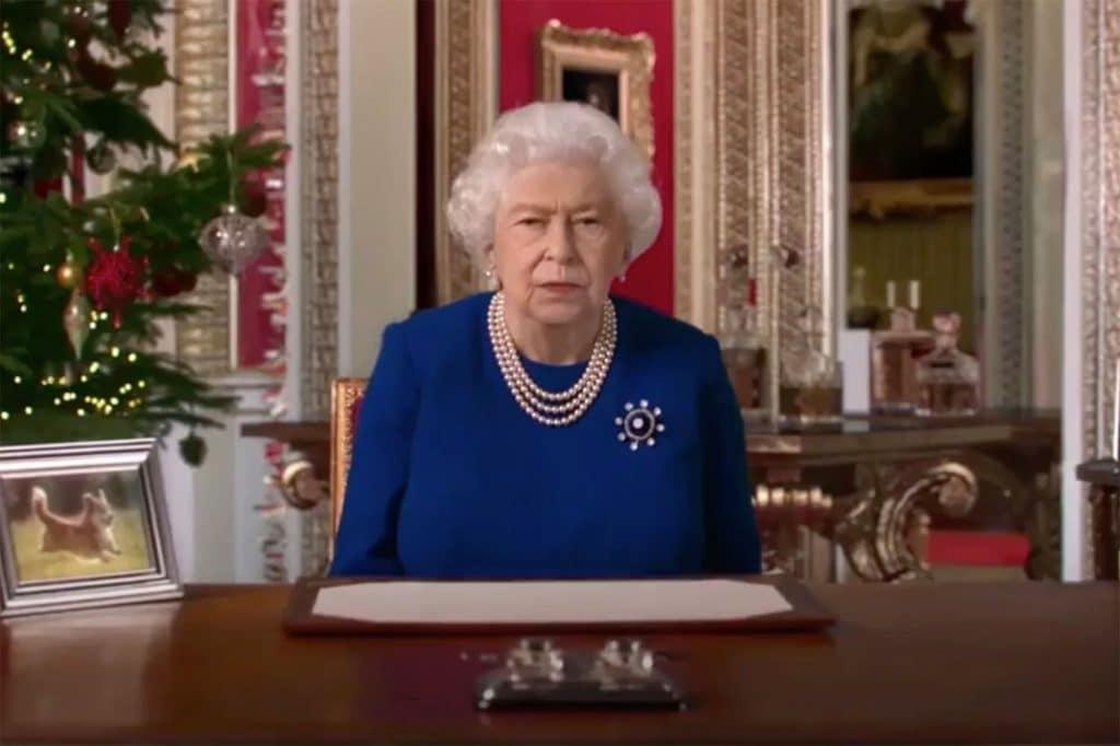 Deepfake Elizabeth Queen Erzsebet Kiralyno Channel 4