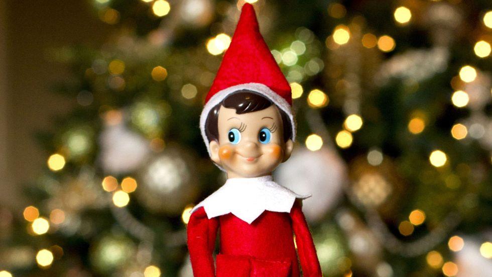 Elf On The Shelf Kihivas
