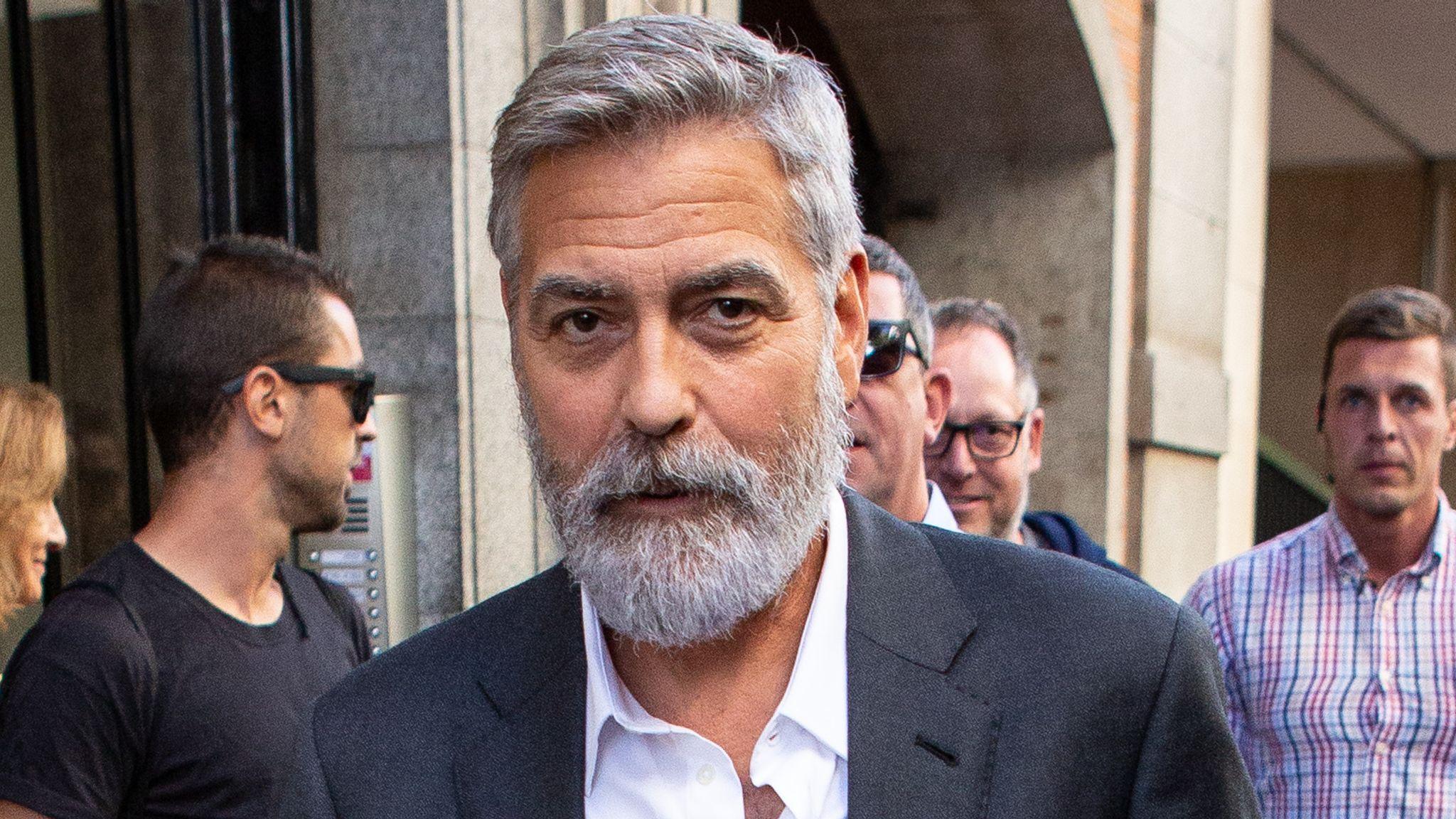 George Clooney Orban Viktor Midnight Sky