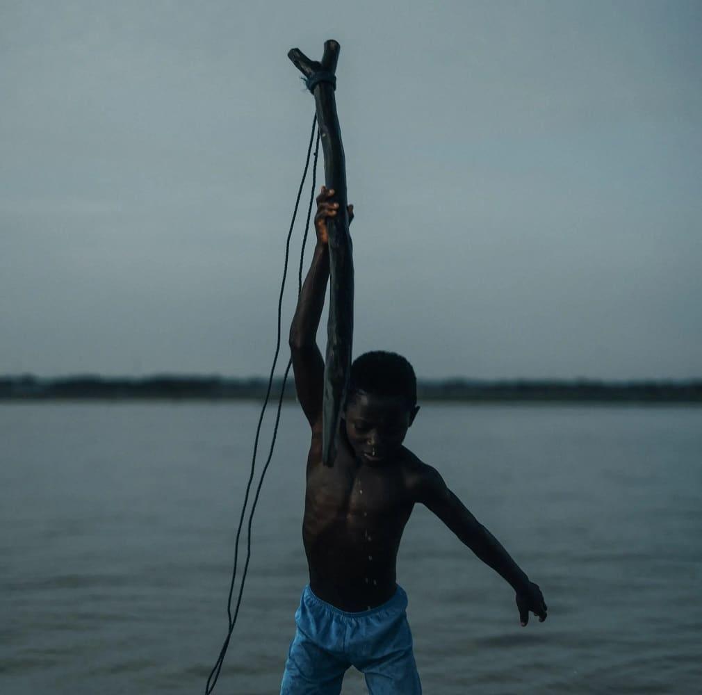 Ghana Volta Jeremy Snell Halasz Nap Fotoja