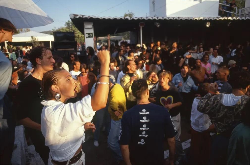 Ibiza Party Amnesia Fotoriport Nap Fotoja