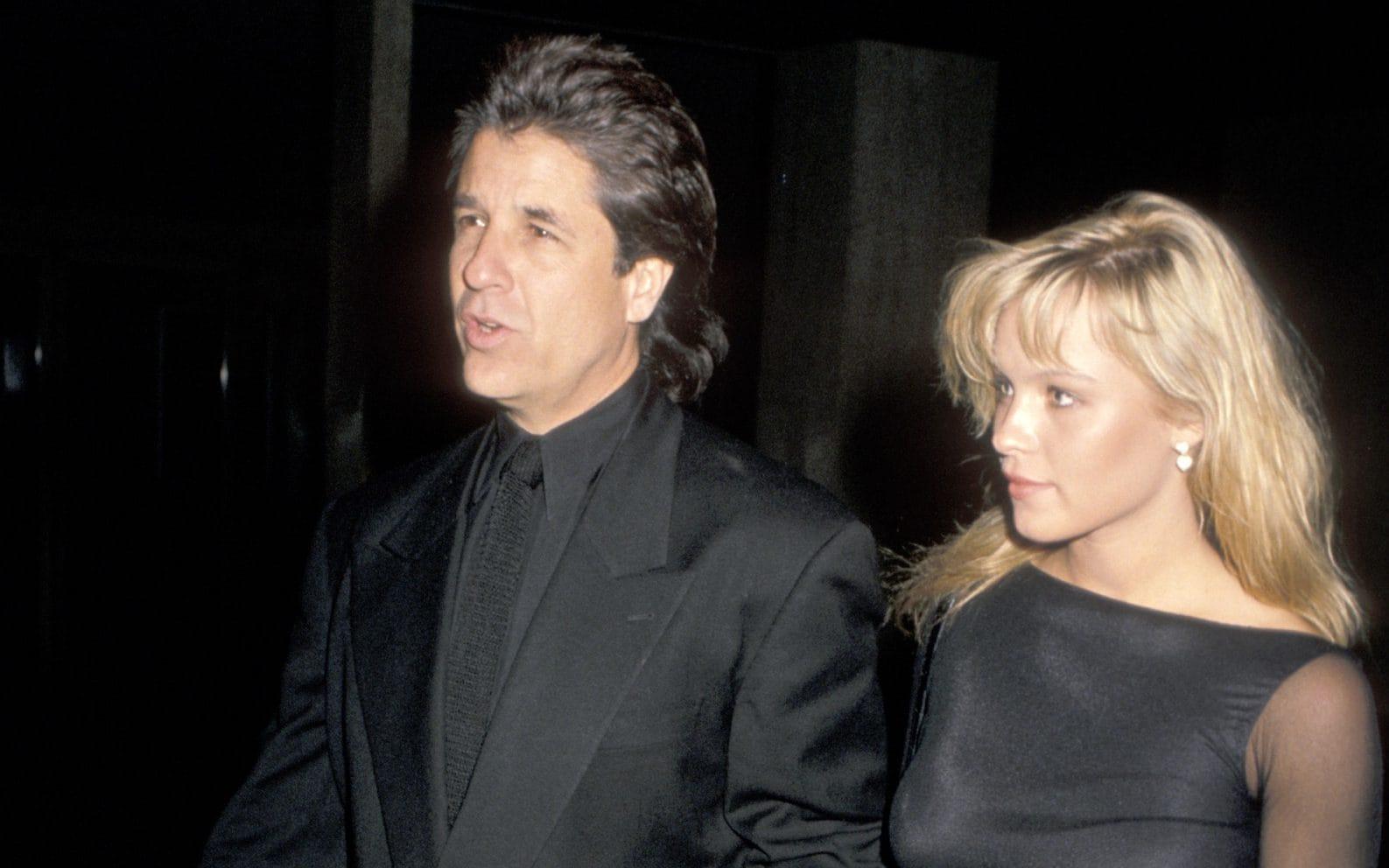 Jon Peters Pamela Anderson