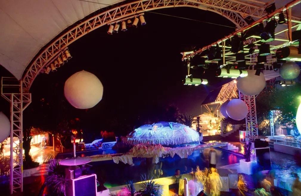 Ku Ibiza Party Fotoriport Nap Fotoja