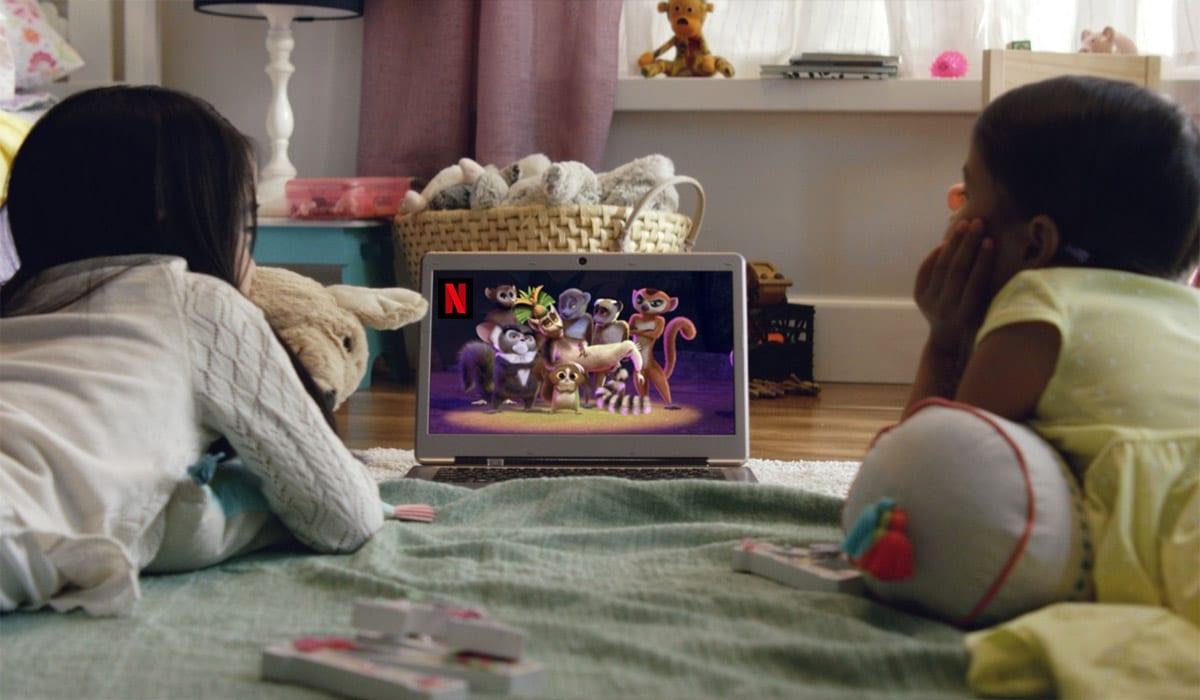 Netflix Gyerek Csalad