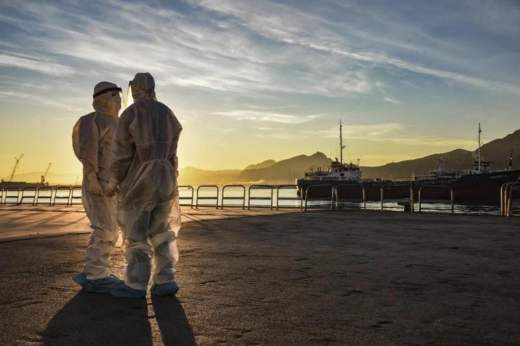 Olaszorszag Koronavirus Palermo Jarvany Teszteles Kikoto Nap Fotoja