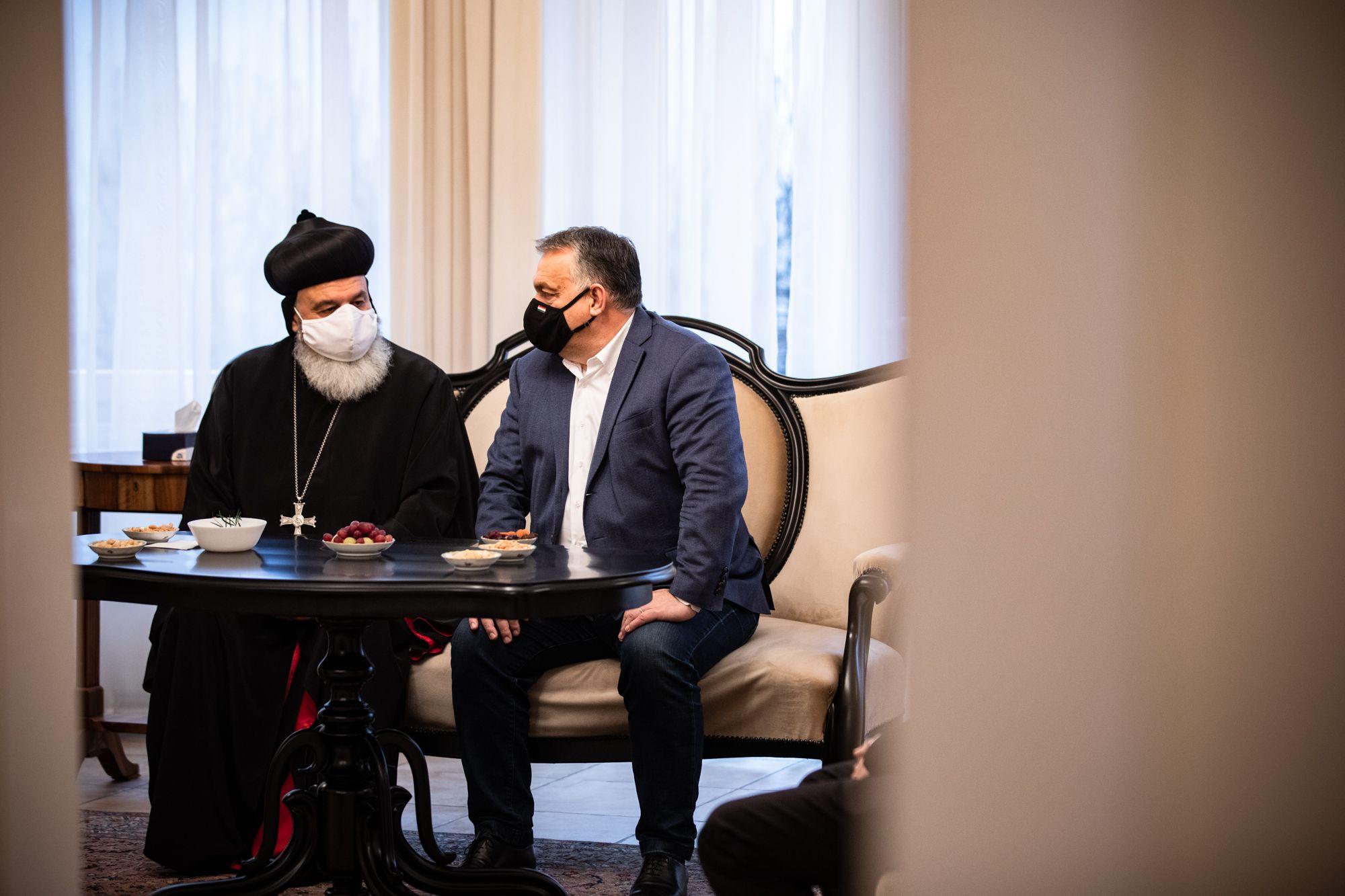 orban viktor Kadar villa szir patriarka