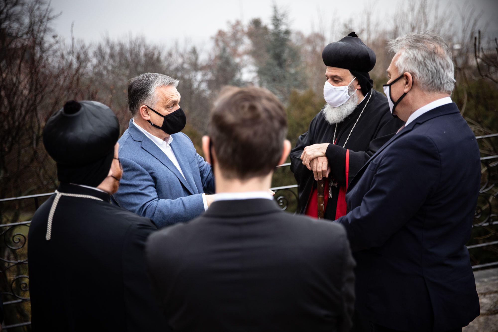 orban viktor Kadar villa szir patriarka10