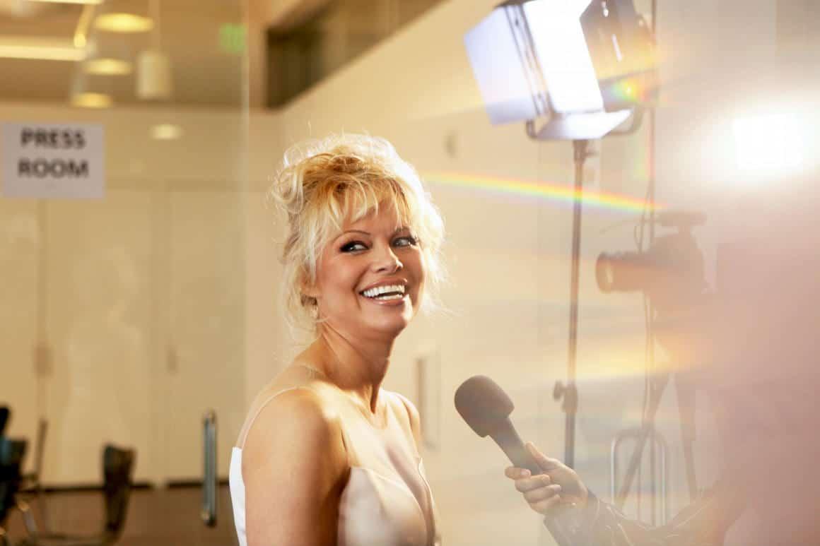 Pamela Anderson Szexvideo Dokumentumfilm