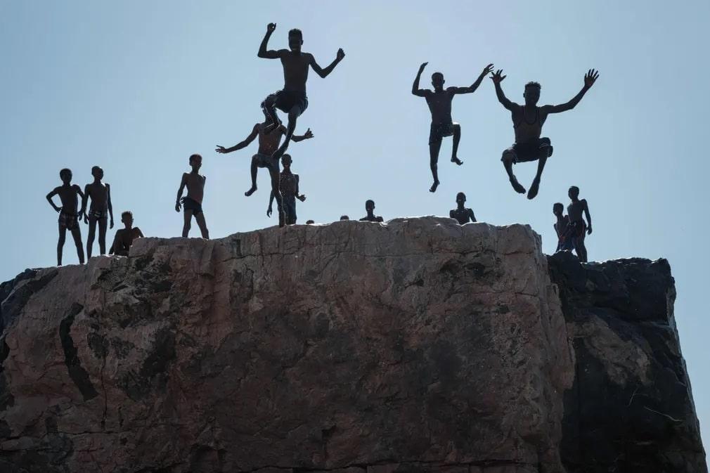 Szudan Etiopia Menekultek Tigray Konfliktus Nap Fotoja
